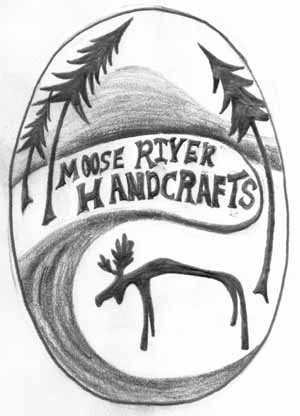 Moose River Handcrafts logo